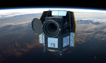 A deep-space telescope spied an exoplanet so hot it can vaporize iron