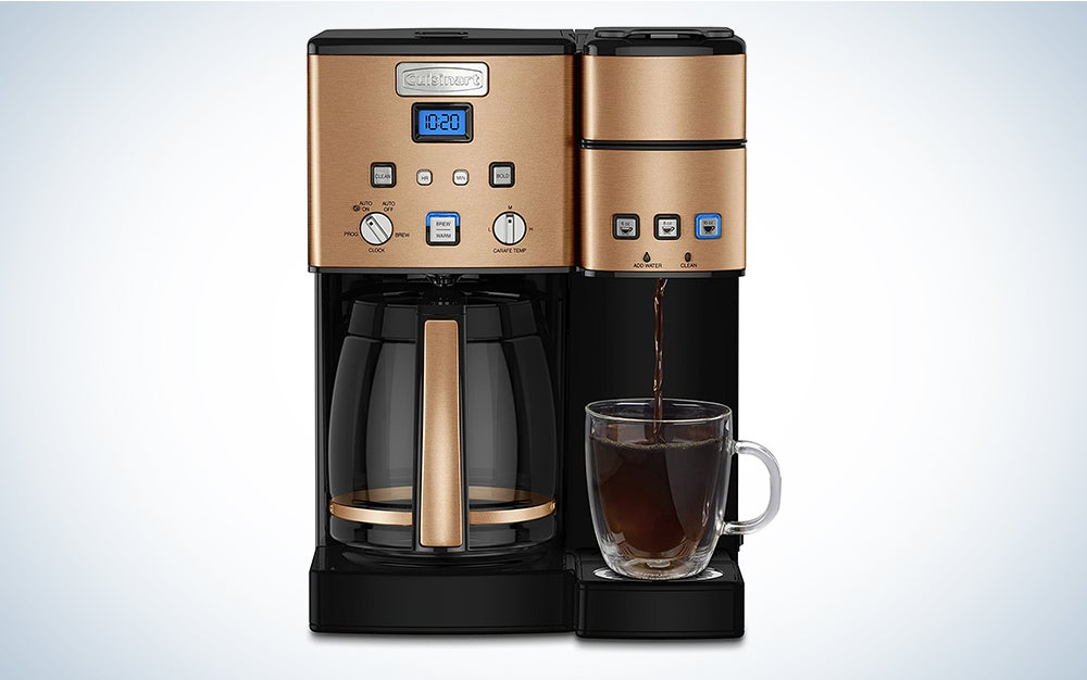 Cuisinart SS-15P1 Coffee Center and Single-Serve Brewer