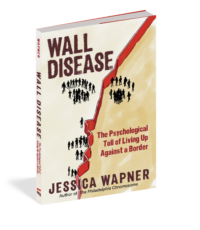 Wall Disease by Jessica Wapner book cover