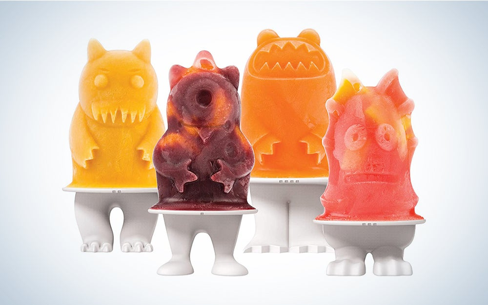Tovolo Monster Ice Pop Flexible Silicone Freezer Molds