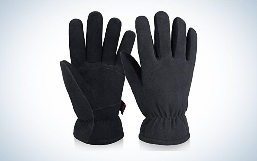 OZERO Winter Work Gloves
