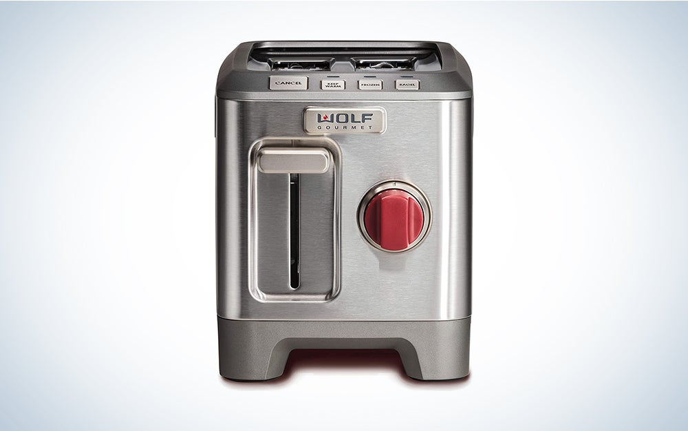 Wolf Gourmet 2-Slice Extra-Wide Slot Toaster