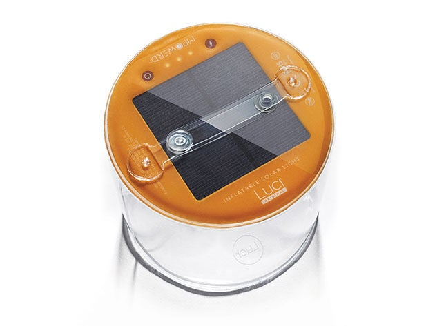 Luci Original: Inflatable Solar Lights (2-Pack)