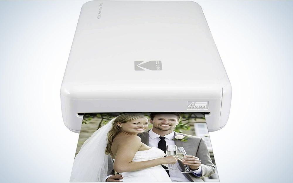 Kodak Mini 2 HD Wireless Portable Mobile Instant Photo Printer