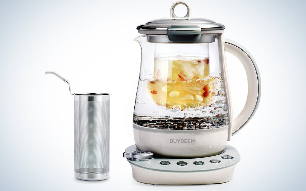 Buydeem Tea Maker and Kettle