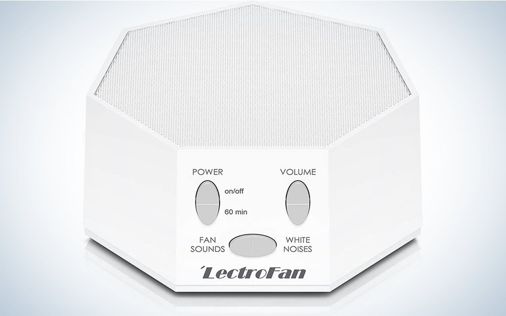 Adaptive Sound Technologies LectroFan High Fidelity White Noise Sound Machine