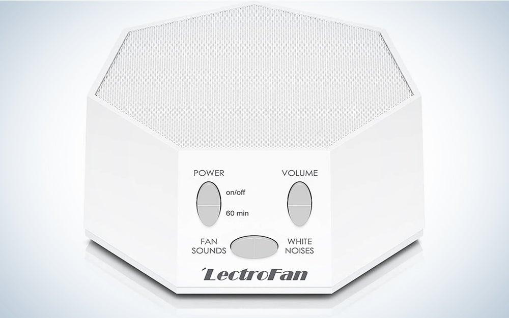 Adaptive Sound Technologies LectroFan High Fidelity White Noise Sound Machine