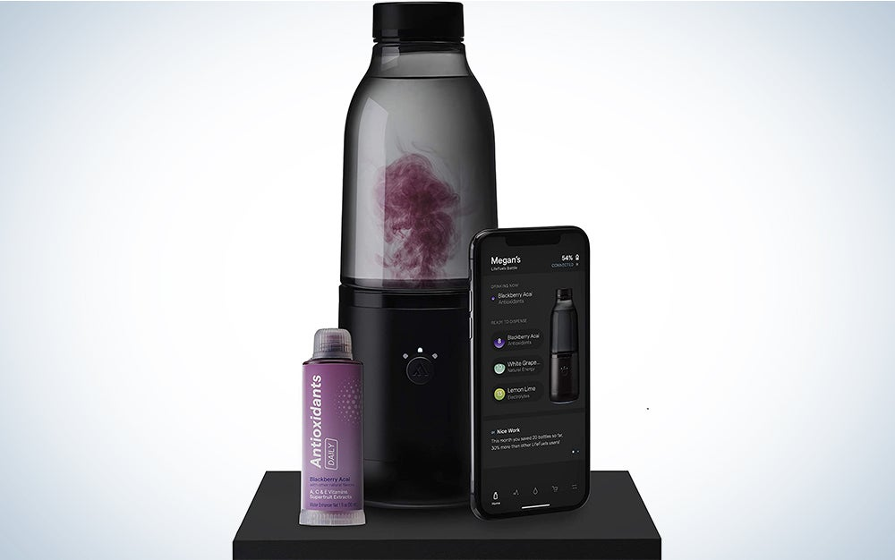 LifeFuels Smart Bottle