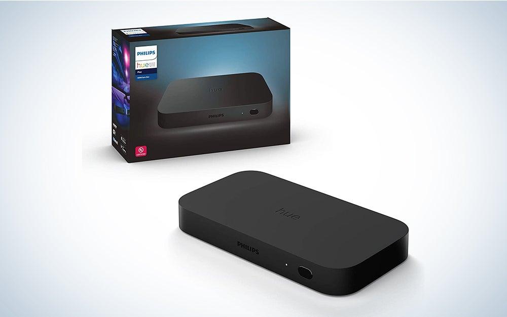 Philips Hue Play HDMI Sync Box, HDMI 4K Splitter