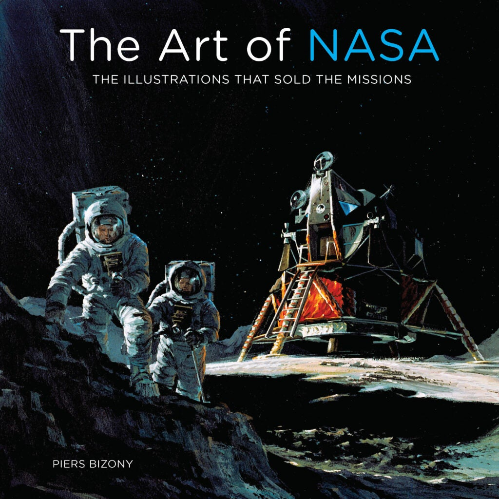 Cover of the Art of NASA.
