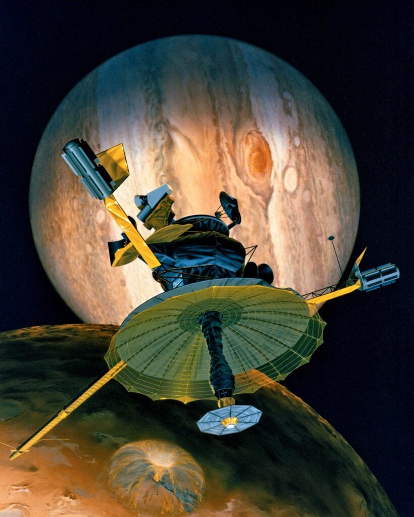 1989 Galileo rendering.