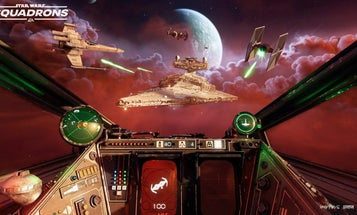 Star Wars: Squadrons is fun on consoles, but VR is where it shines