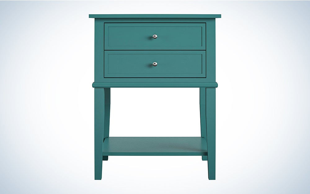 Ameriwood Home Franklin Accent Table 2 Drawers