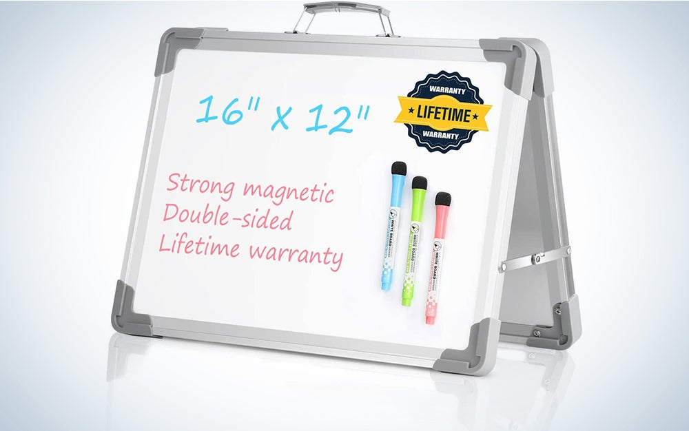Tankee Small Dry Erase White Board