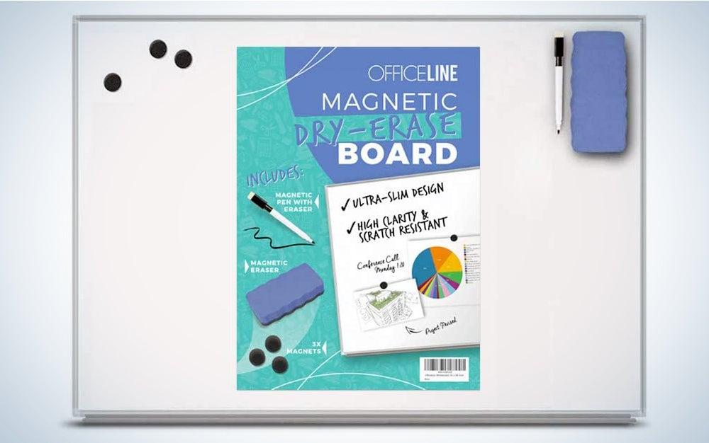 Officeline Magnetic Dry Erase Board