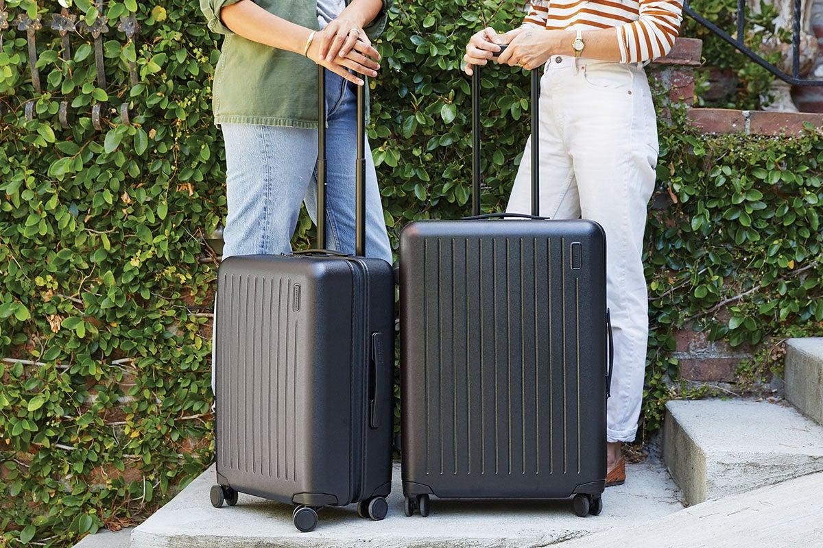 Savings on luggage