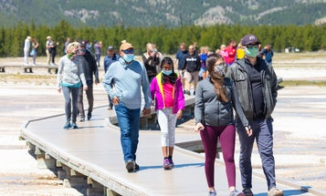National Parks are logging record crowds. Here's how to visit safely.