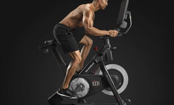 NordicTrack's connected workout bike puts the focus on competing against yourself