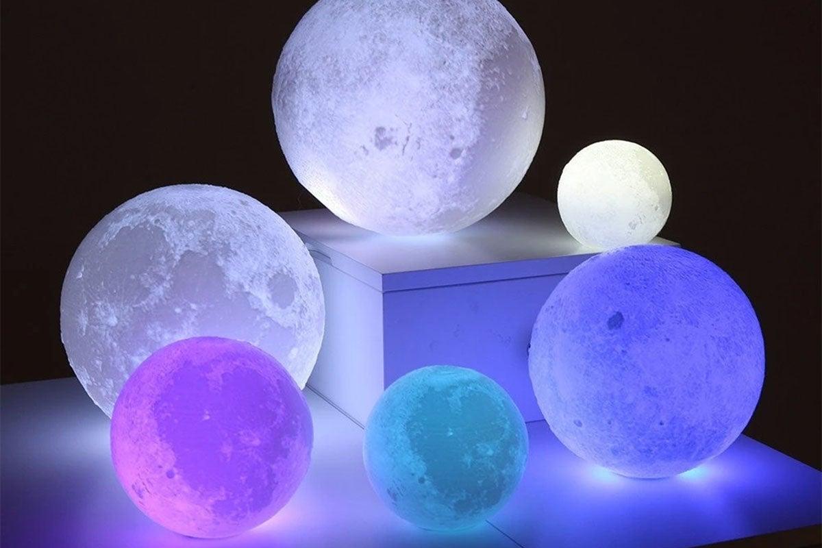 The Original 16 Color Moon Lamp