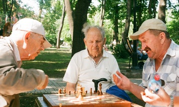Everyone should have a social life, especially older adults