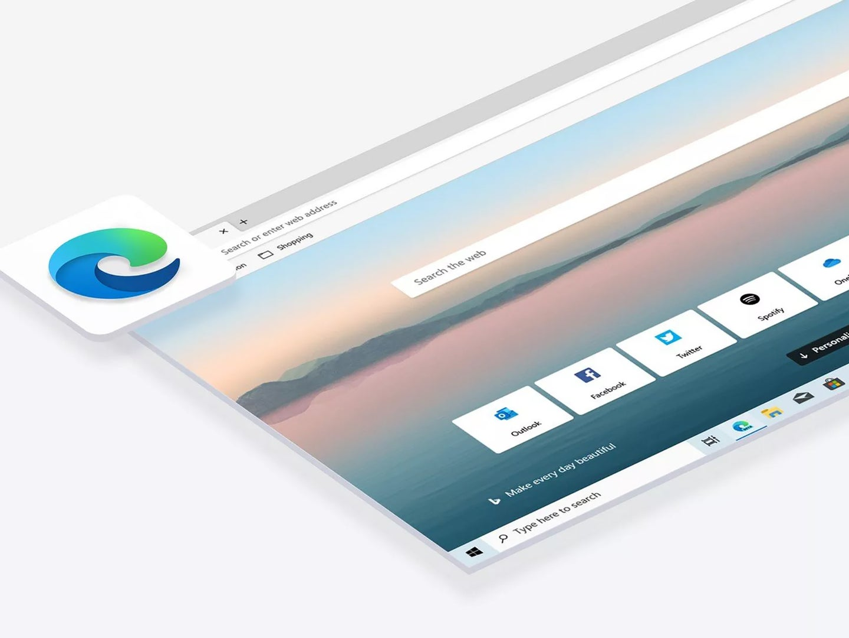 Microsoft's internet browser, Microsoft Edge