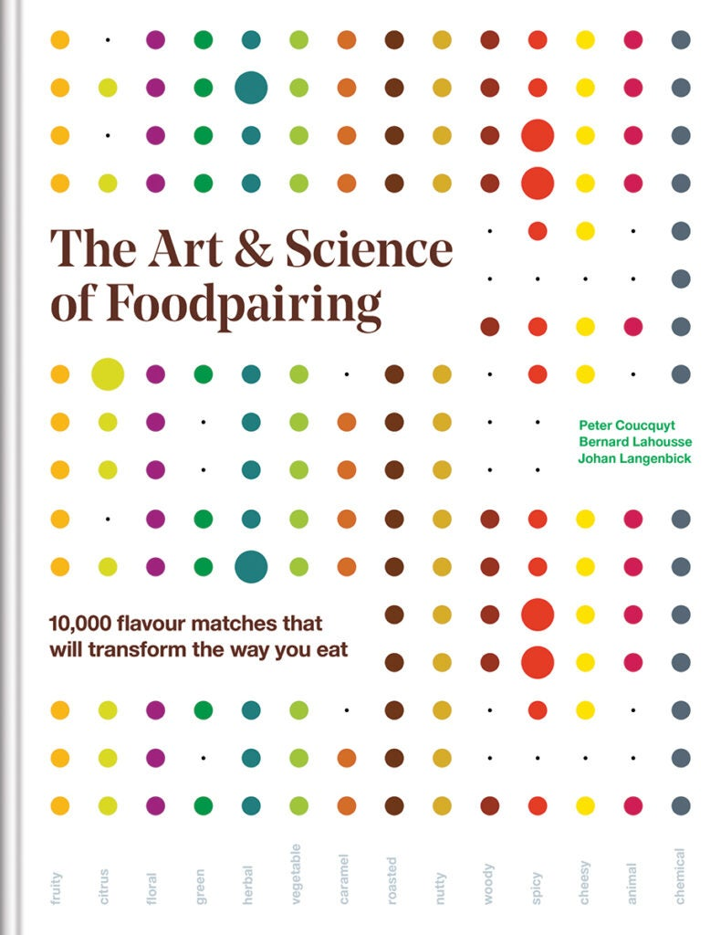 The Art & Science of Foodpairing cover