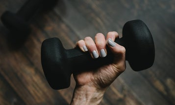Your grip strength could hint at future health problems