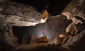 Look inside the hidden world of Earth's most beautiful caves