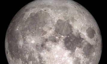 The moon is (slightly) wet, NASA confirms. Now what?