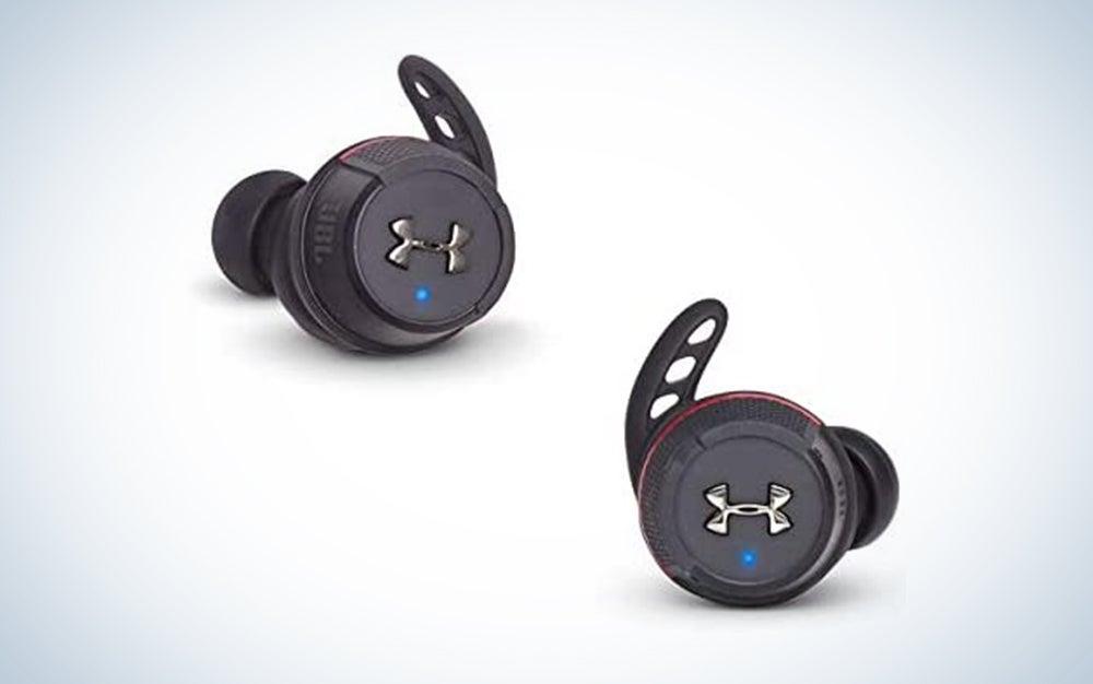 JBL x UA True Wireless Flash in-Ear Sport Headphones