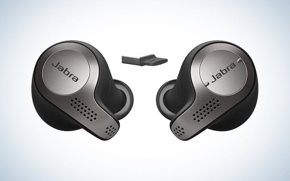 Jabra Evolve 65T True Wireless Professional UC Headset