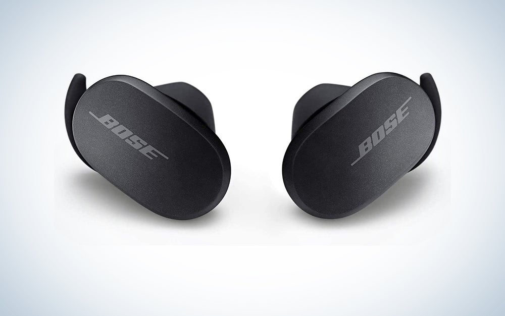 Bose QuietComfort Noise Cancelling Earbuds