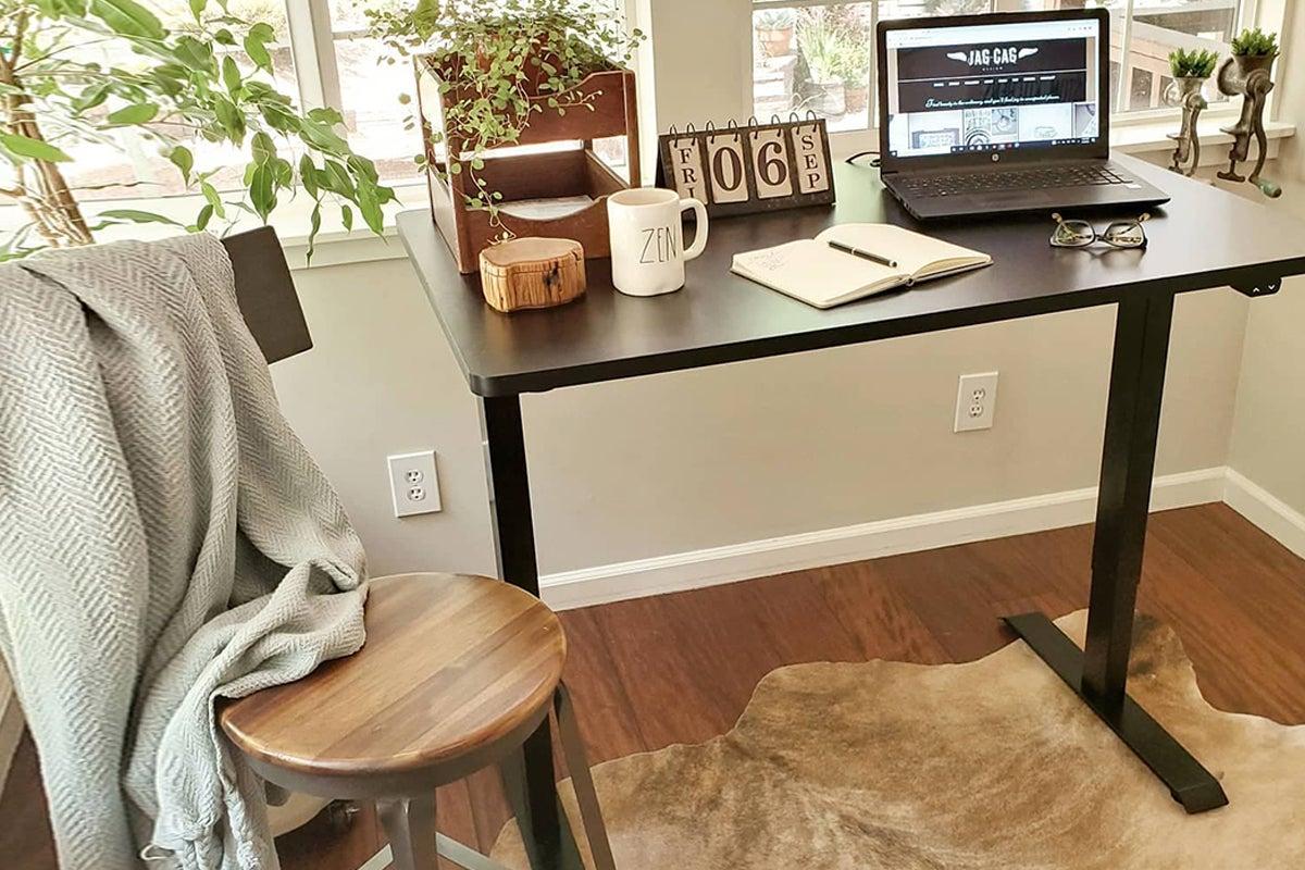FlexiSpot EC1 Electric Height Adjustable Standing Desk