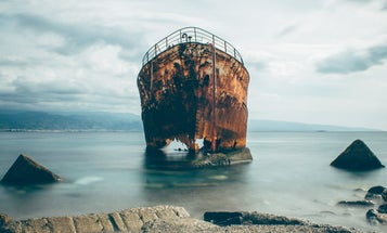 How scientists keep ancient shipwrecks from crumbling into dust