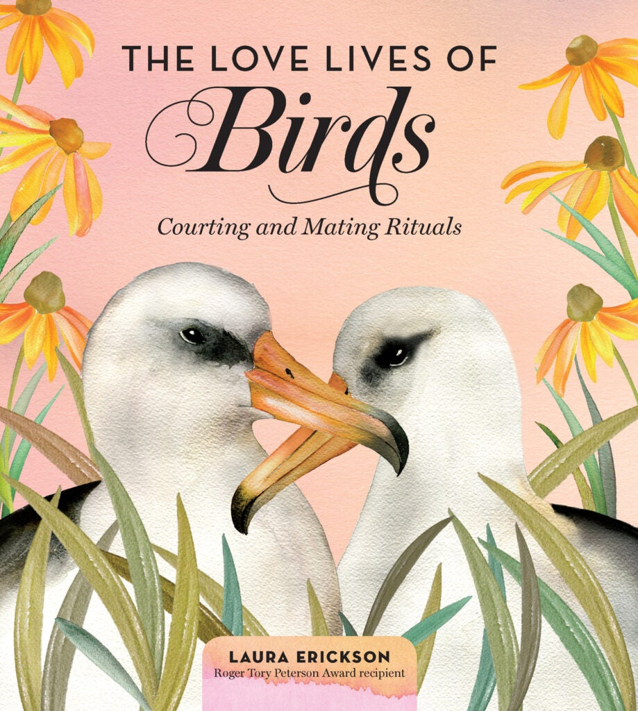 The Love Lives of Birds cover by Laura Erickson