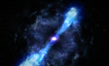This 'kilonova' shines so bright, it defies the odds