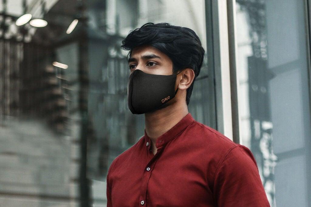 Copper.Ion Mask