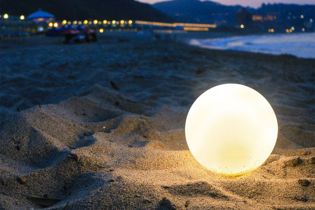 MOGICS Coconut: Portable Waterproof Light (2-Pack)