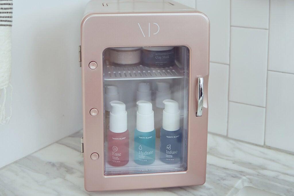 Fria Skincare Refrigerator