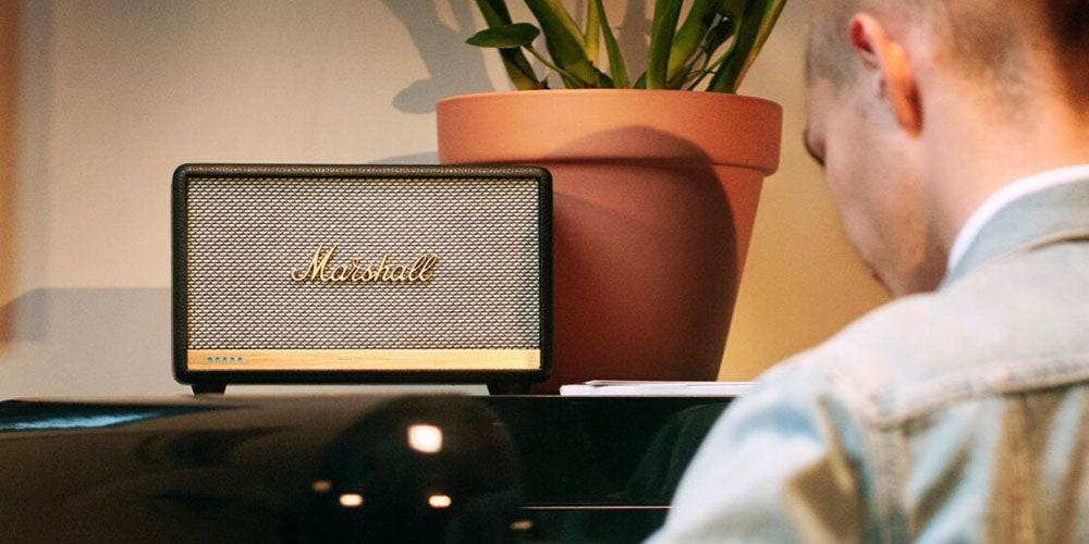 Marshall® Stanmore II Wireless Smart Speaker