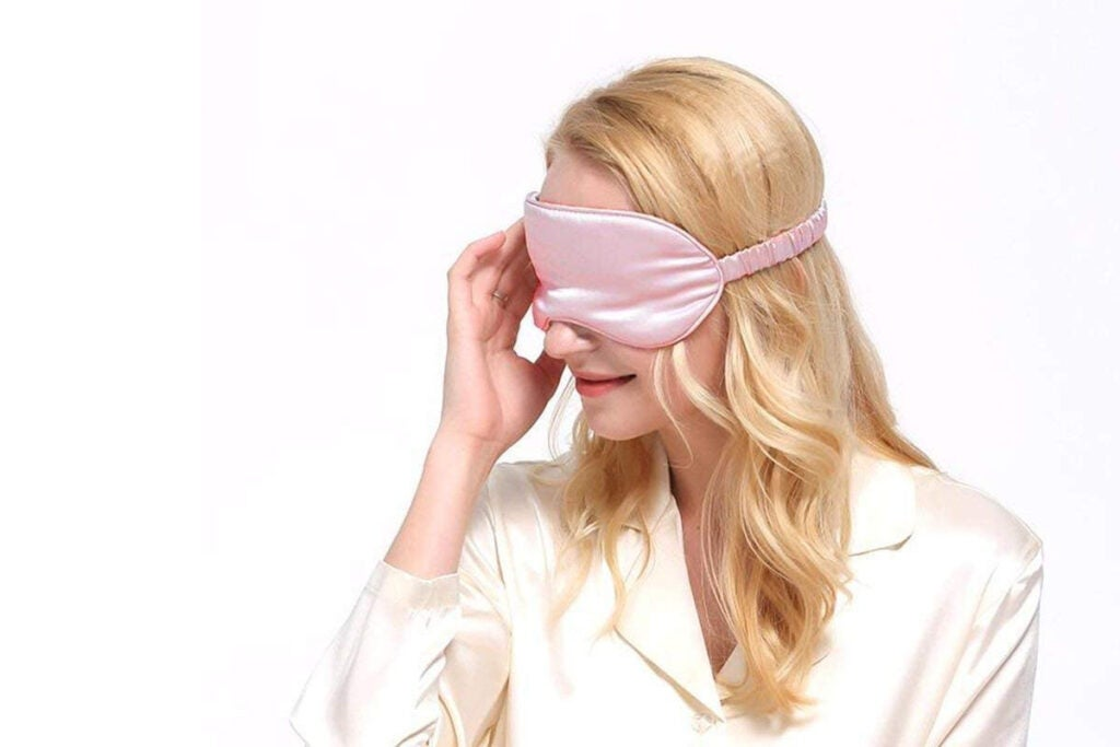 Soft Eyes Sleep Mask Set