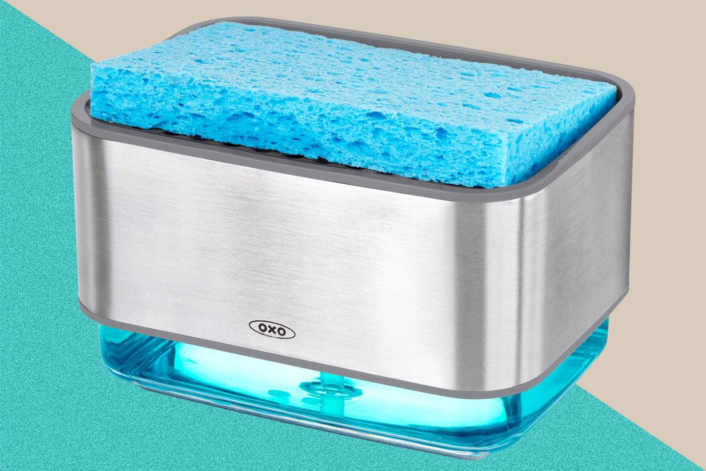 OXOGood Grips Soap Dispensing Sponge Holder