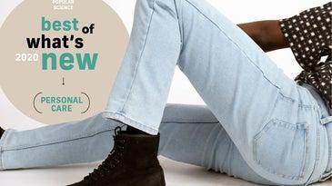 Unspun Body scan jeans
