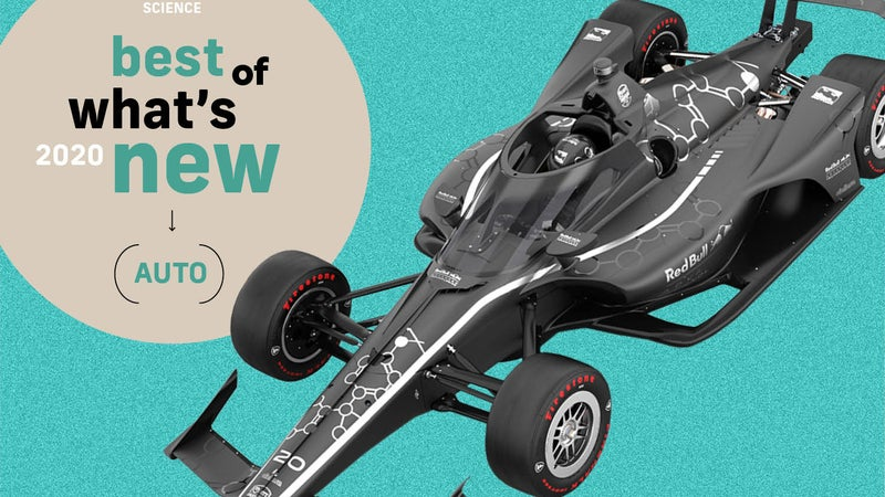 The best car and automotive technologies of 2020