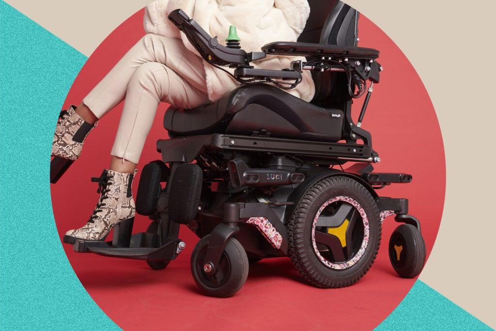 LUCI Smart wheelchair