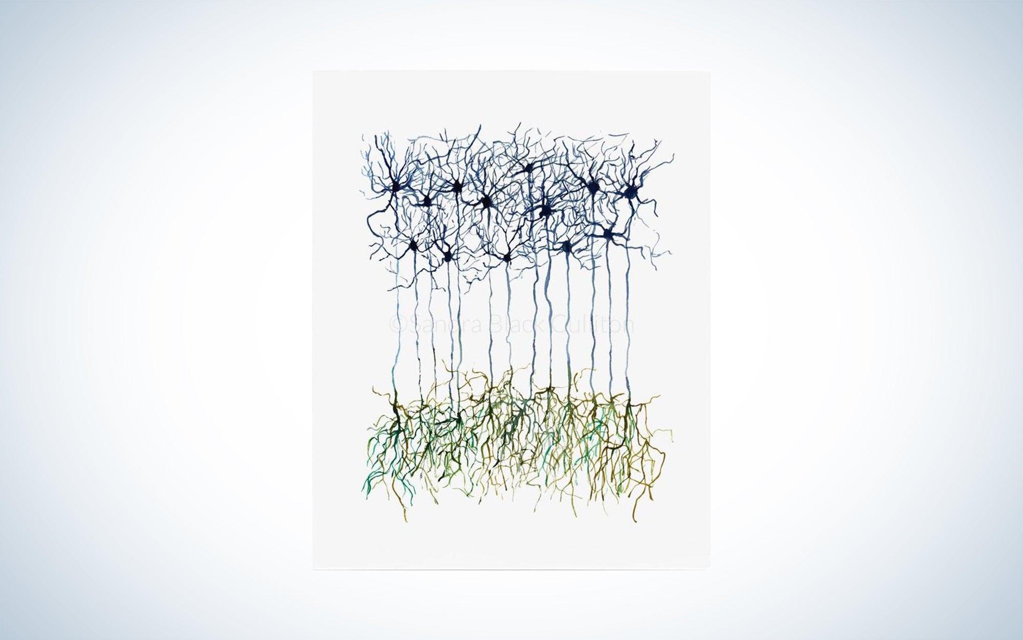 neuron print