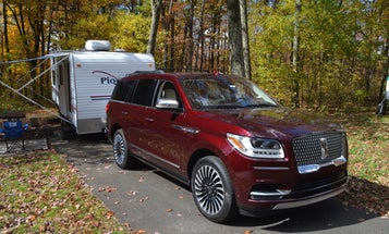 Backing up a trailer is really hard, but this $100,000 SUV offers a new solution