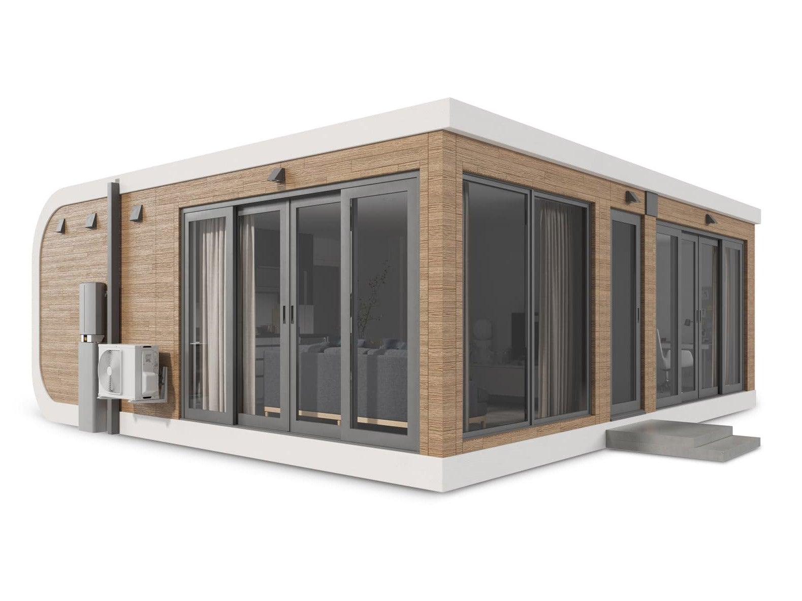 Mighty Studio Building 3D Printed