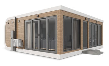 A new material allows this company to 3D print most of a house in a single day