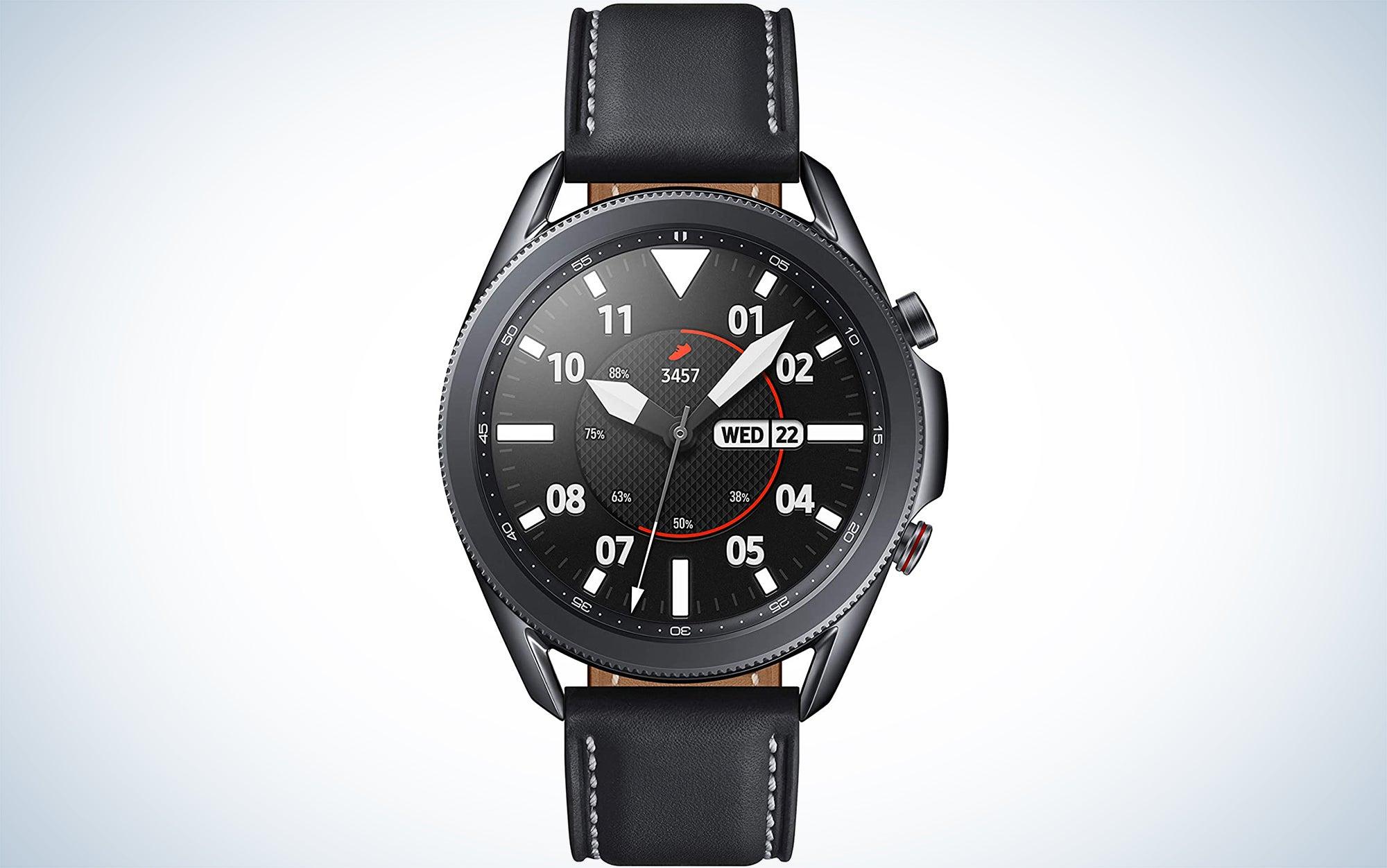 Samsung Galaxy Watch 3 is the best samsung galaxy watch